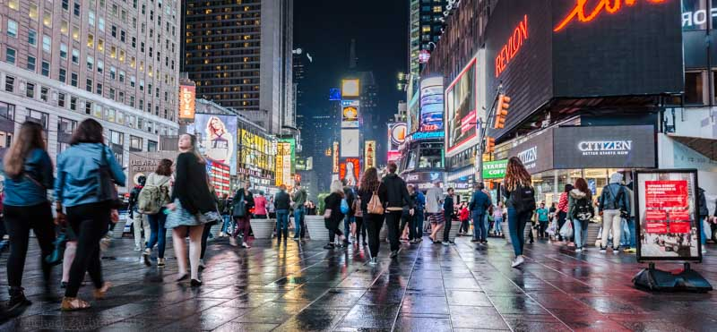 times-square-night-young-people